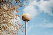 Round Street Lamp