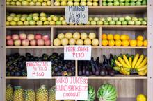Fresh Assorted Tropical Fruits...