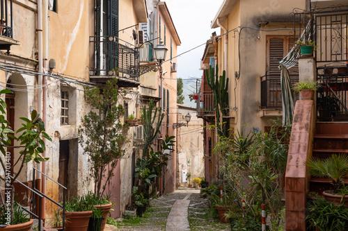 Ruelle de Monreale, Palerme, Sicile Tapéta, Fotótapéta