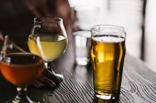 Tasting Craft Beers