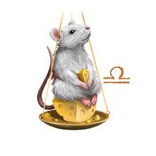 Libra Creative Digital Illustr...