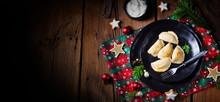 Polish Christmas Pierogi With ...