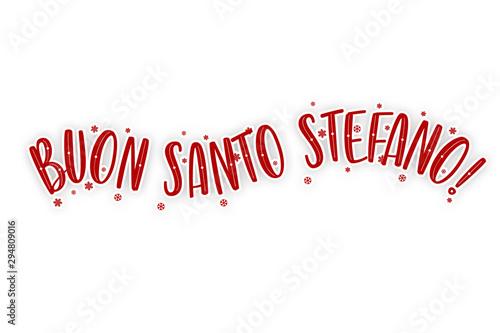 felice anno nuovo buone feste un meraviglioso Frohe Weihnachten - Merry Chrismas Wallpaper Mural