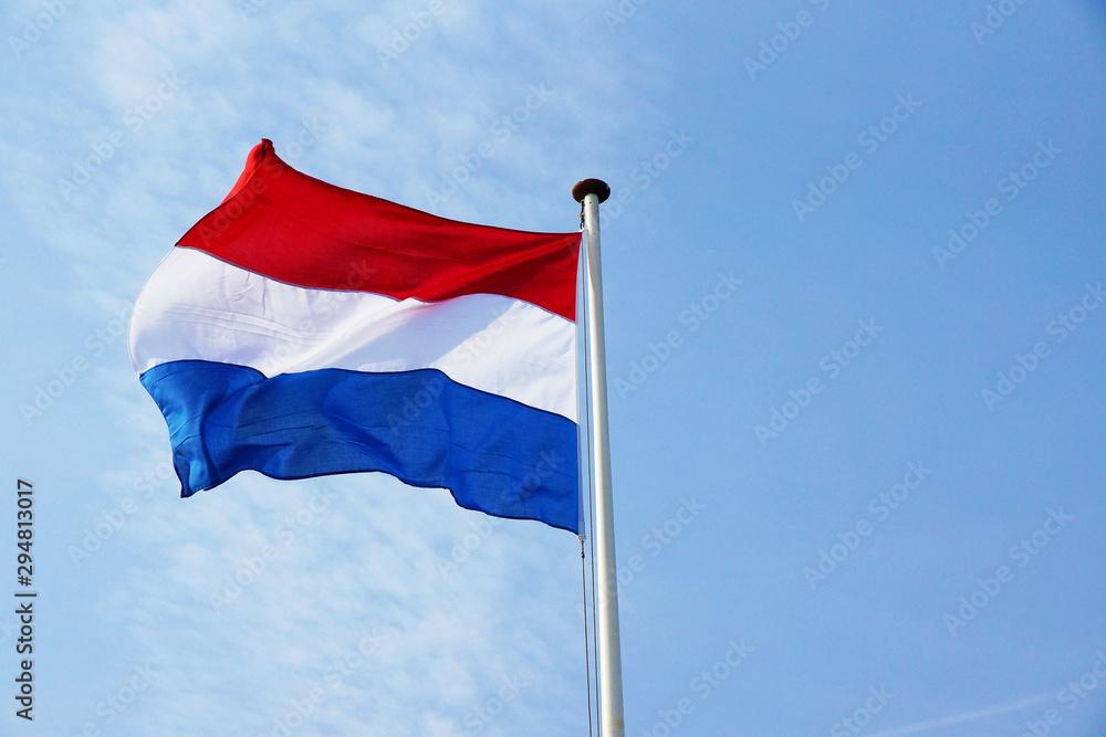 Fototapeta Dutch flag