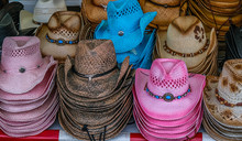 Stacks Fo Colorful Cowgirl Hat...