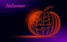 Halloween 3D Pumpkin Jack Tech...
