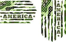 US Flag - Distressed American ...