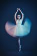 canvas print picture - dancing classical ballet