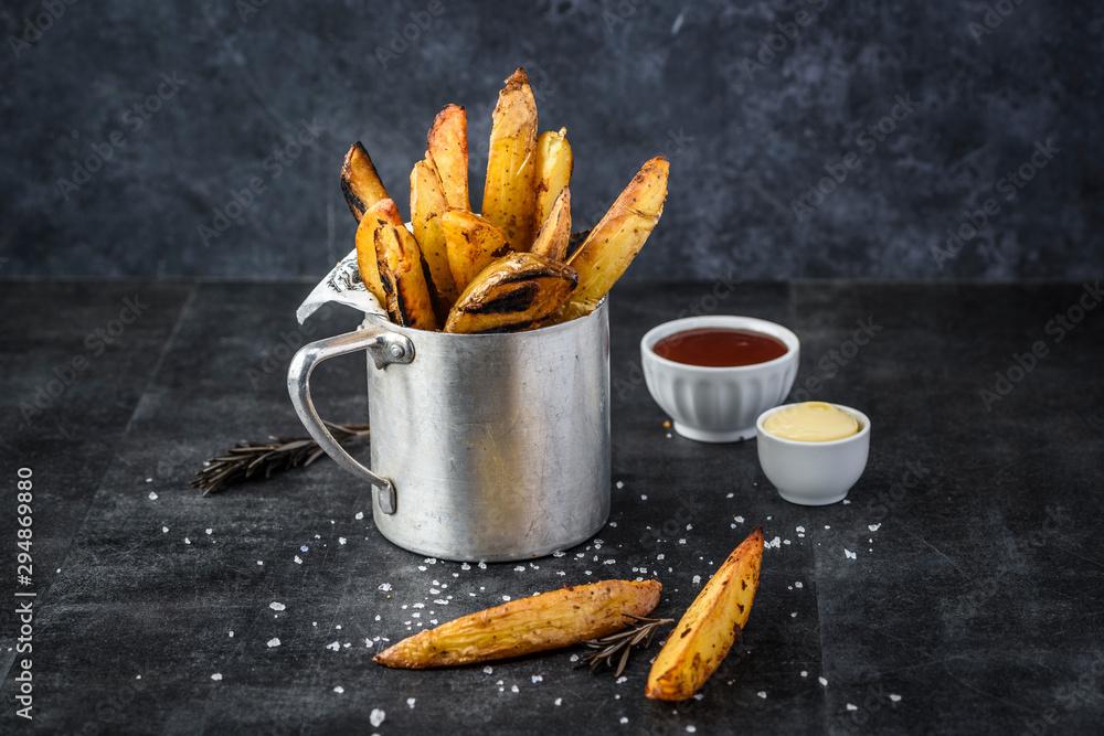 Fototapety, obrazy: french fries