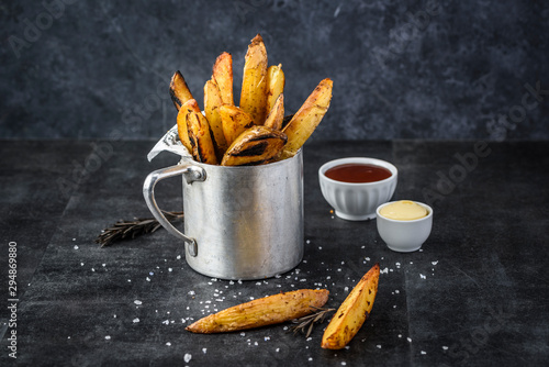 french fries Slika na platnu