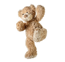 Funny Teddy Bear Isolated On White Background