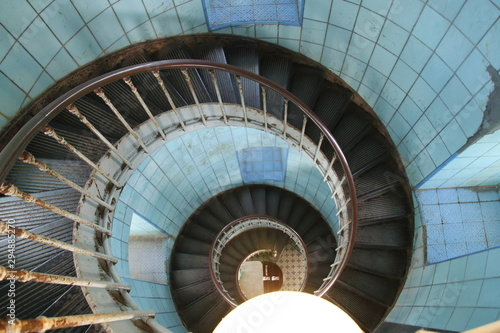 Photo sur Toile Spirale Phare de La Coubre