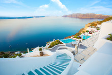 Beautiful Santorini By Surise ...
