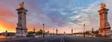 Fototapeta Fototapety Paryż - Pont Alexandre 3