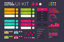 Ux Ui Kit For Application And ...