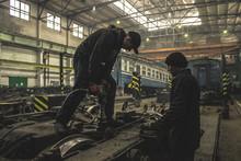 Railway Transport Repair, Elec...