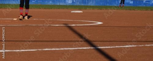 Softball Infield