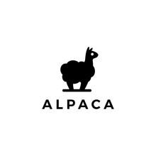 Alpaca Llama Logo Vector Icon ...