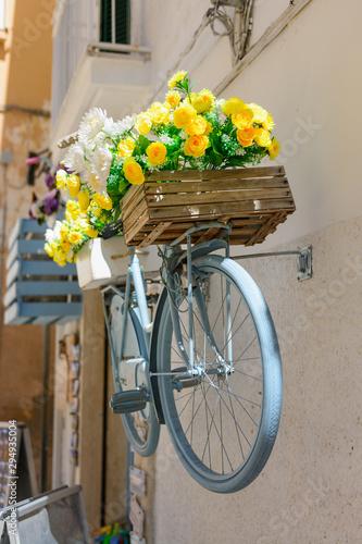 Foto op Plexiglas Fahrrad
