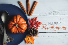 Rustic Thanksgiving Background...