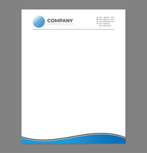 Blank Letterhead Template For ...