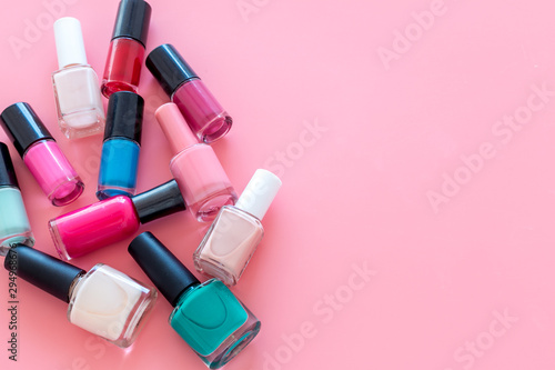 Fotografía  Choose nail polish