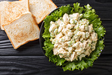 Organic Chicken Salad With Cel...