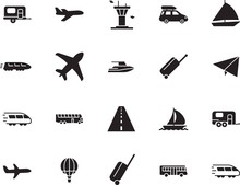Holiday Vector Icon Set Such A...