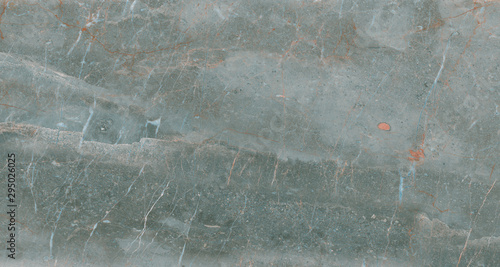 Aqua marble texture background with golden veins,Marble natural pattern for background, Abstract black white and gold, Black and yellow marble for ceramic wall and floor tiles. - 295026025