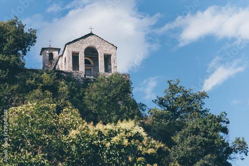 Fototapeta  une chapelle à Luino en Italie