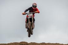 Motocross Wyskok