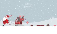 Merry Christmas - Geschenkkart...