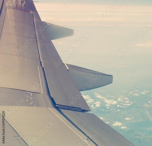Photo Desde ventanilla del avión