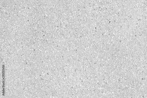 Wall sand mixed with rough texture surface gray texture background Canvas Print