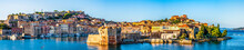 Harbor Of Portoferraio At The ...