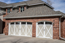 Carriage House Garage Doors In...