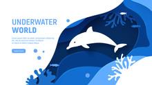Underwater World Page Template...
