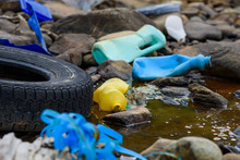 Earth Plastics Pollution Globa...
