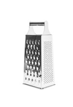 Grater For Vegetables Isolated On A White Background.