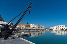 Rethymno, Crete, Greece. Septe...
