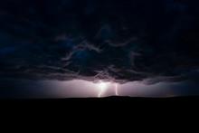 Multiple Bolts Of Lightning Hi...