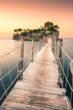 The Sunrise At Agios Sostis Is...