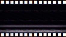 Vintage VHS Film Strip. Old Re...