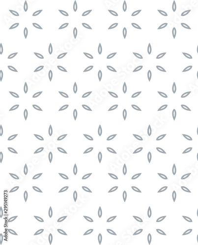 Fototapeta Abstract background texture in geometric ornamental style. Seamless design. obraz na płótnie