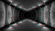 canvas print picture - Modern abstract black glitch tv wallpaper. Grunge background in futuristic design. Television screen error. Abstract pixel video damage noise glitch error .
