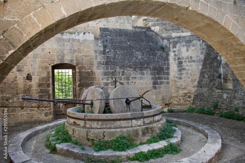 Fotografie, Obraz territory of Massafra, Puglia, Italy