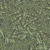 liść liście dżungla zielony