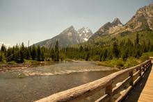 Peak Of Th Grand Teton By Jenn...
