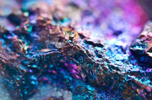 Colorful Background. Natural Natural Material, Mineral. Macro