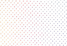 Light Pink, Yellow Vector Pattern With ABC Symbols.